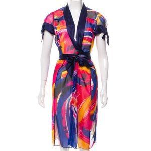 DVF Carrine Wrap Dress